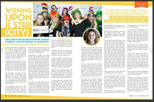 SCHS EAST Facilitator Featured in EAST Quarterly Magazine