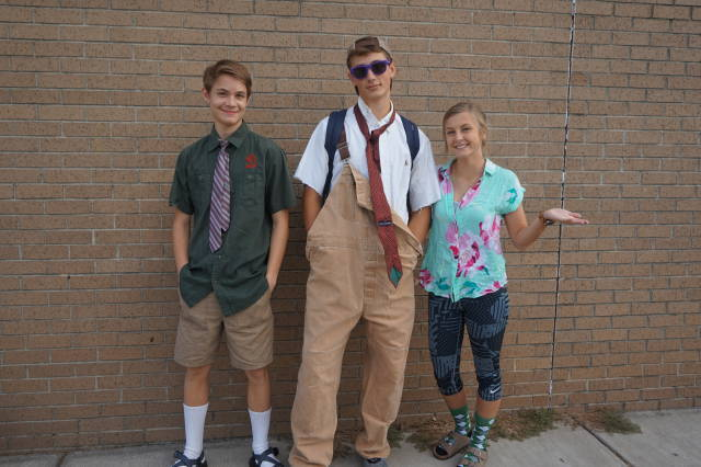 SCHS Homecoming: Tacky Tuesday