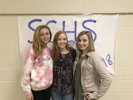SCHS Juniors Complete ACT