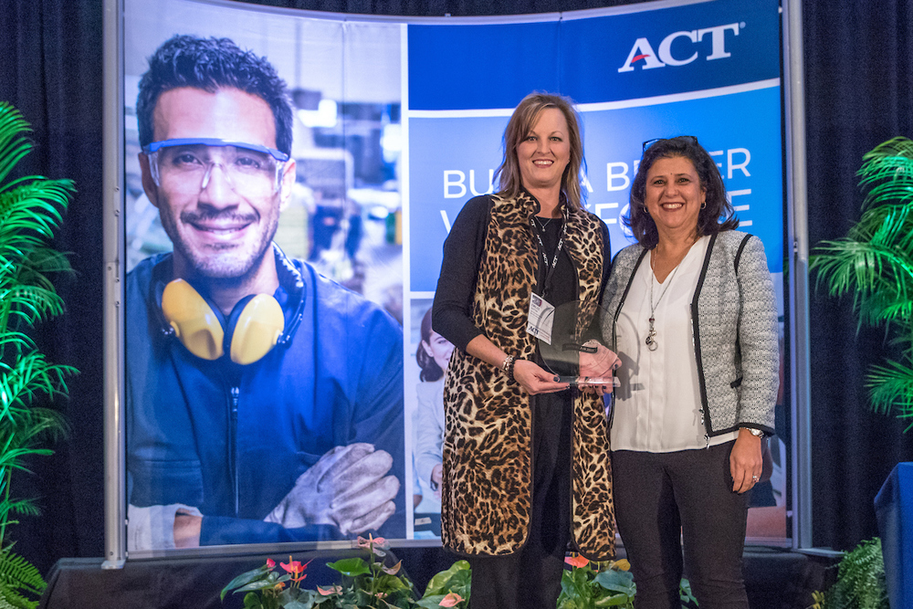 Lincoln County Recognized for Workforce Development Achievements at ACT Workforce Summit