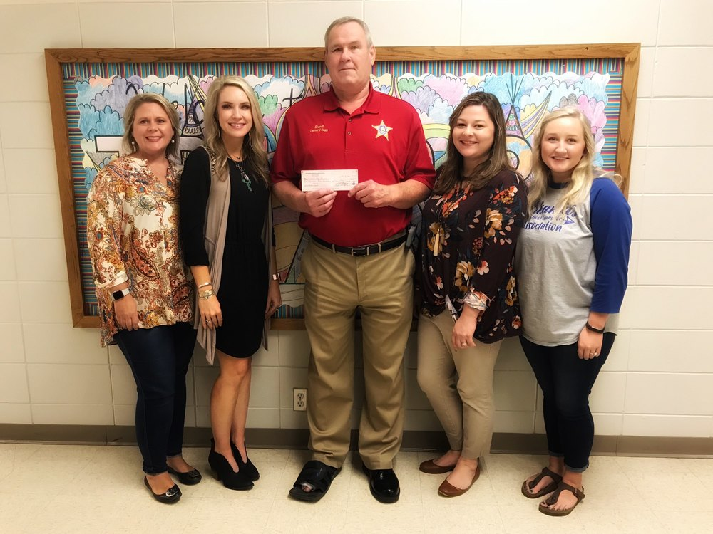 Arkansas Sheriffs Association Red Ribbon Week Grant Awarded to Star City School District