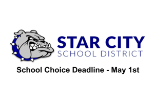 Choose Star City Schools - School Choice Now Available #WhateverItTakes