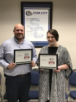 OEP Recognizes SCHS for Achievement Growth