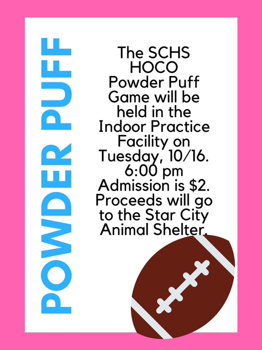 powder puff change