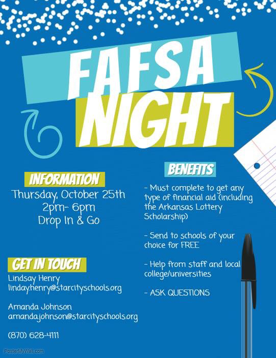 Help on your FAFSA