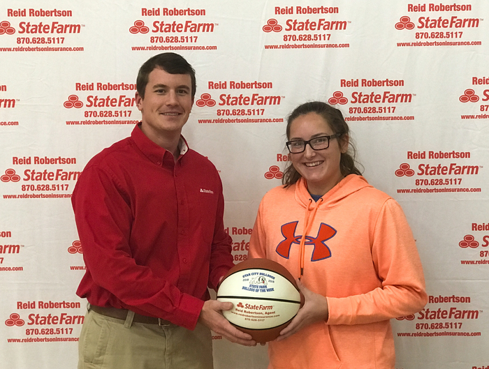 Anna Wynn State Farm Player Of The Week