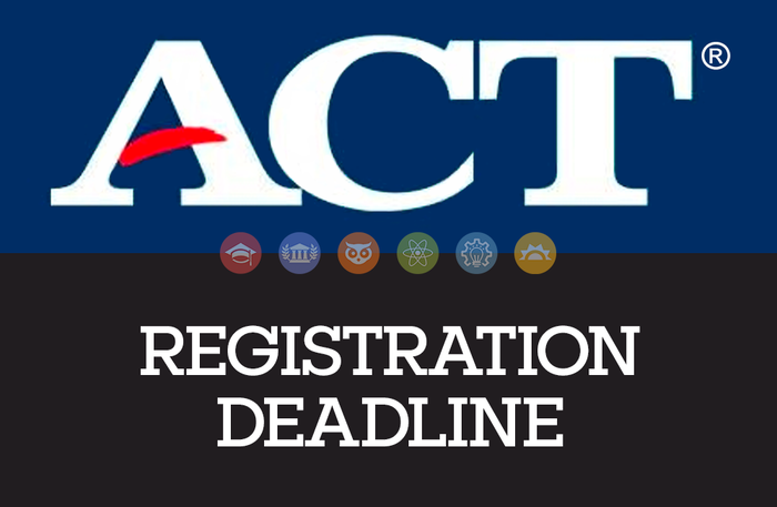 ACT registration deadline