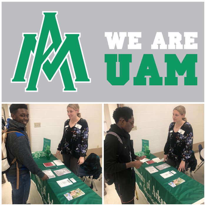 UAM recruiter