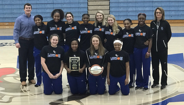 Congratulations to the Lady Dogs for being selected as State Farm Players Of The Week! 2018-2019 Conference Champions!
